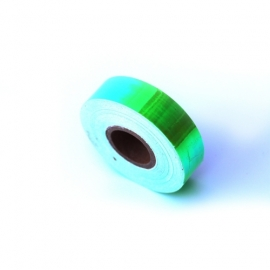 Fluorescent Rainbow adhesive tape